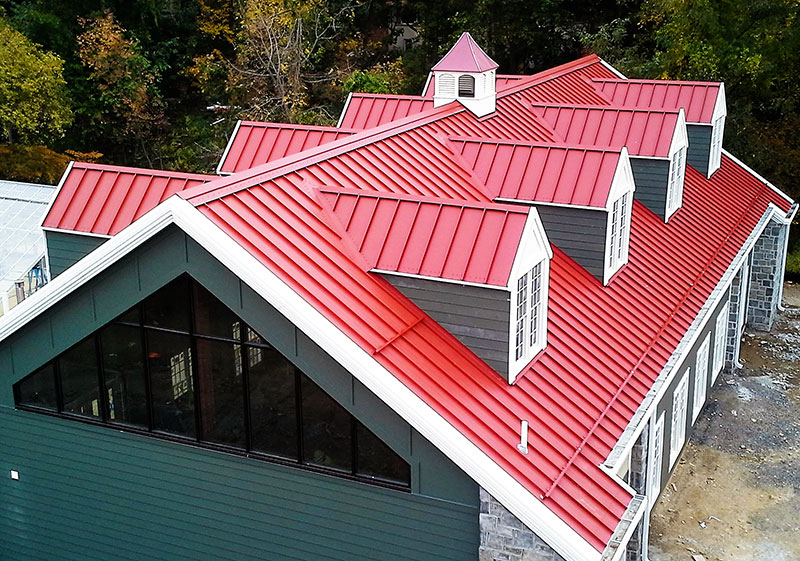 Metal Roofing And Retrofit Services Lehigh Valley